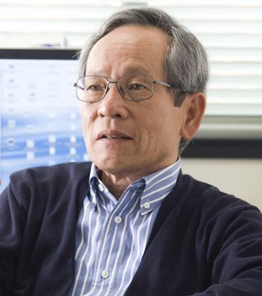 遠藤彌重太教授