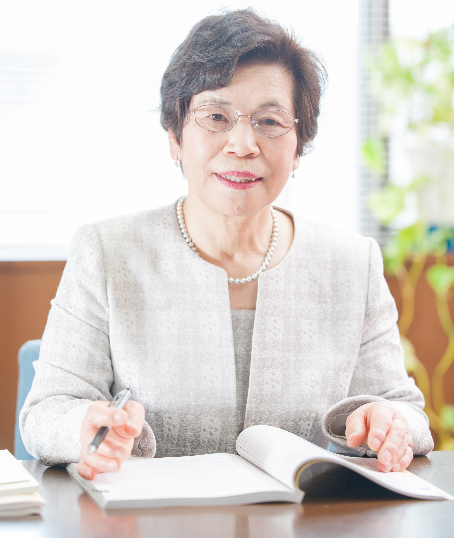 宮内清子教授